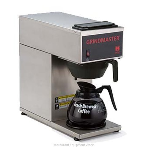 Grindmaster CPO-1P-15A Coffee Brewer for Glass Decanters