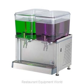 Grindmaster CS-2D-16-S Beverage Dispenser, Electric (Cold)