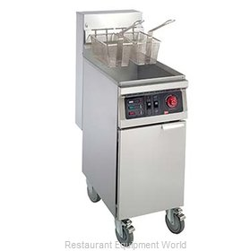 Grindmaster EFP40-540423 Fryer, Electric, Floor Model, Full Pot