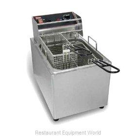 Grindmaster EL15 Fryer, Electric, Countertop, Full Pot