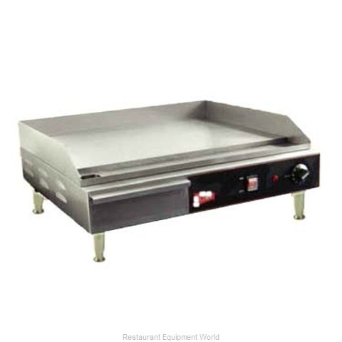Grindmaster EL1624 Griddle, Electric, Countertop
