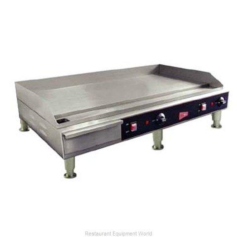 Grindmaster EL1636 Griddle, Electric, Countertop