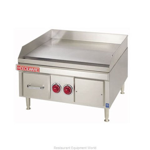 Grindmaster EL1812-1 Griddle Counter Unit Electric