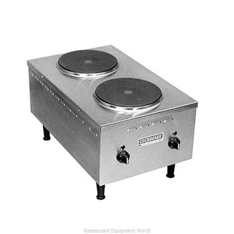 Grindmaster EL24SH Hotplate, Countertop, Electric