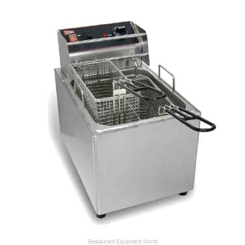 Grindmaster EL25 Fryer Counter Unit Electric Full Pot (Magnified)