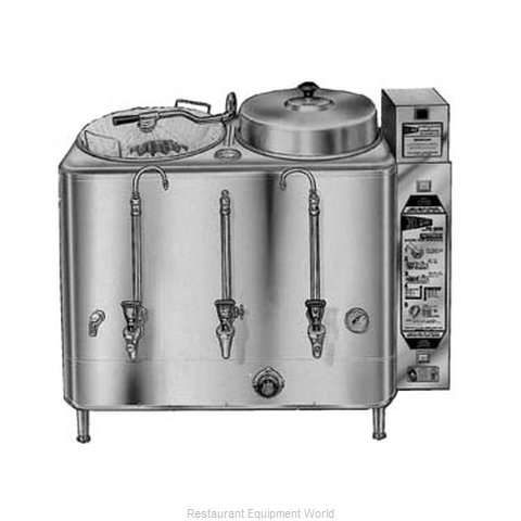 Grindmaster FE200-3 Coffee Urn Brewer (Magnified)