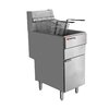 Grindmaster FMS504LP Fryer, Gas, Floor Model, Full Pot