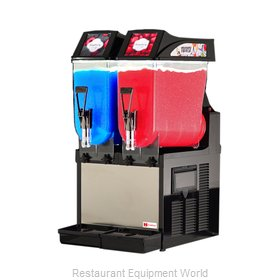 Grindmaster FROSTY 2 Frozen Drink Machine, Non-Carbonated, Bowl Type