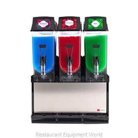 Grindmaster FROSTY 3 Frozen Drink Machine, Non-Carbonated, Bowl Type