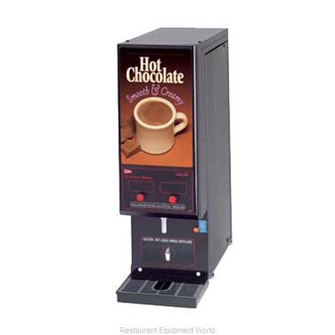 Grindmaster GB2HC-CP Beverage Dispenser, Electric (Hot)