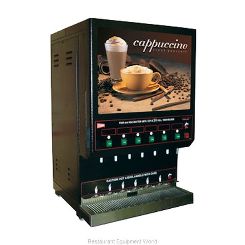 Grindmaster GB6M10LD-R/H Beverage Dispenser Electric Hot
