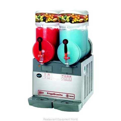 Grindmaster GIANT2 Frozen Drink Machine, Non-Carbonated, Bowl Type