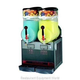 Grindmaster GIANT2BL Frozen Drink Machine, Non-Carbonated, Bowl Type