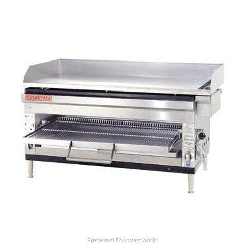 Grindmaster HDB2031 Griddle Overfire Broiler Gas Counter