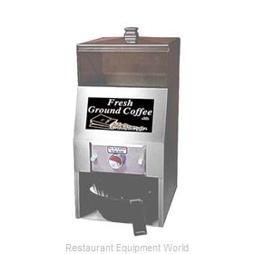 Grindmaster MODEL-A Dispenser, for Coffee Beans /  Grounds