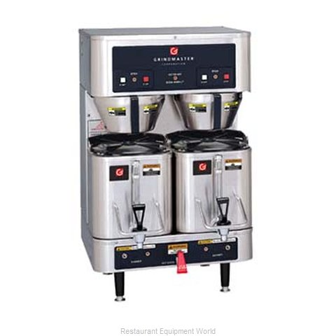 Grindmaster P400E Coffee Brewer for Satellites