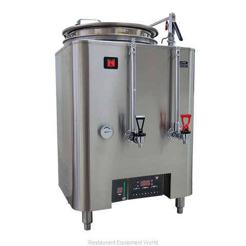 Grindmaster PB-8113E Coffee Urn Brewer (Magnified)