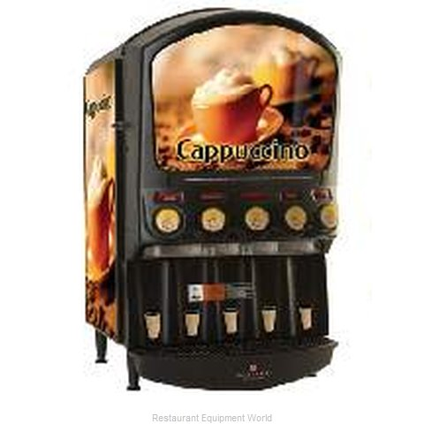 Grindmaster PIC5I Cappuccino Machine (Magnified)