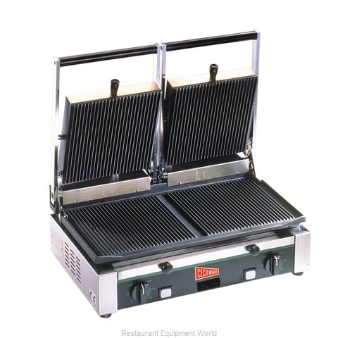 Grindmaster TSG2G Panini Sandwich Grill (Magnified)