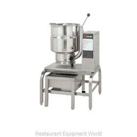 Groen 131943 Equipment Stand, for Countertop Cooking