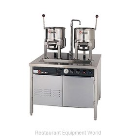 Groen 137682 Kettle Cabinet Assembly, Electric