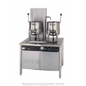 Groen 142841 Kettle Cabinet Assembly, Electric