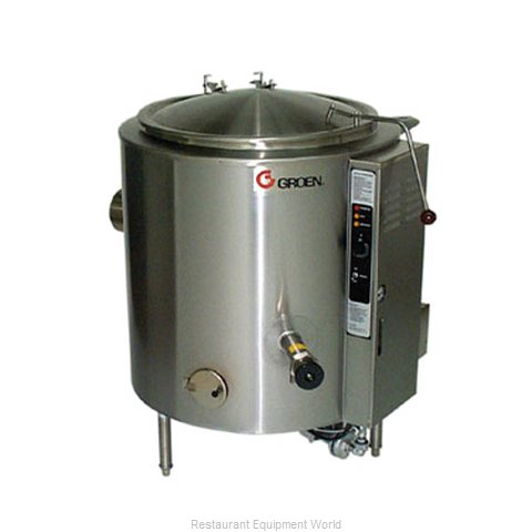 Groen AH/1E-20 Stationary Kettle 20 gal (Magnified)