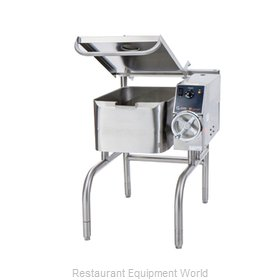 Groen BPM-15E Tilting Skillet Braising Pan, Electric