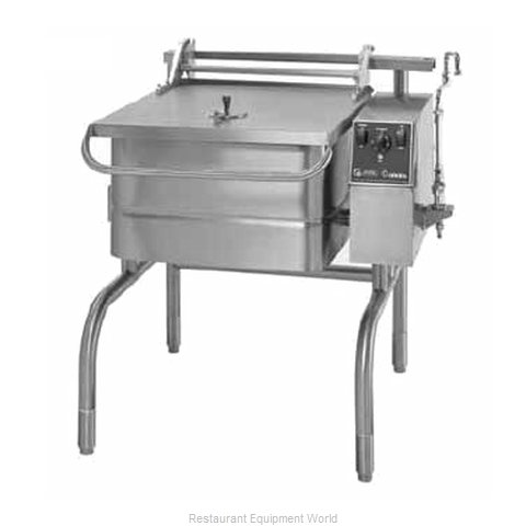 Groen BPP-40E Tilting Skillet Braising Pan, Electric