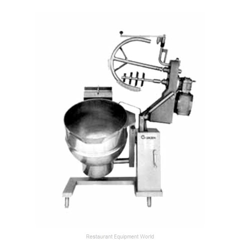 Groen DEE/4T-40 TA/3 Kettle Mixer Electric (Magnified)
