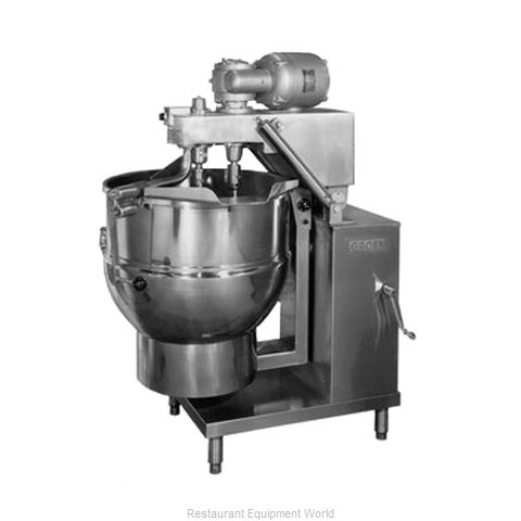 Groen DEE/4T-60 TA/3 Kettle Mixer, Electric