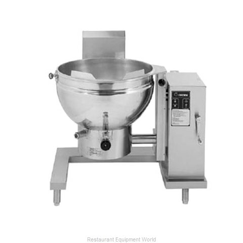 Groen DHS-40 Tilting Kettle 40 gal (Magnified)