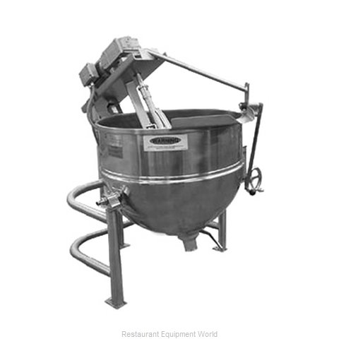 Groen DL-60, INA/2 Kettle Mixer Direct-Steam (Magnified)