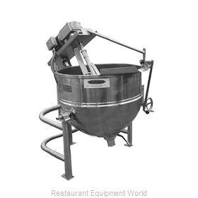 Groen DL-60, INA/2 Kettle Mixer Direct-Steam