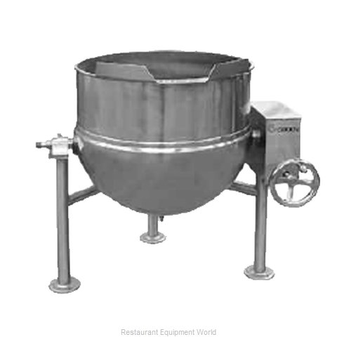 Groen DL-80-80,TA/3 Kettle Mixer Twin Unit Direct