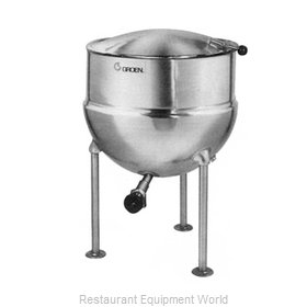 Groen FT-60 Kettle, Direct Steam, Stationary