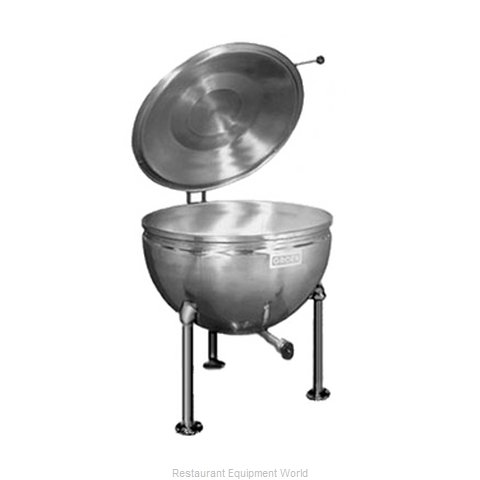 Groen GT-80 Kettle Direct Steam