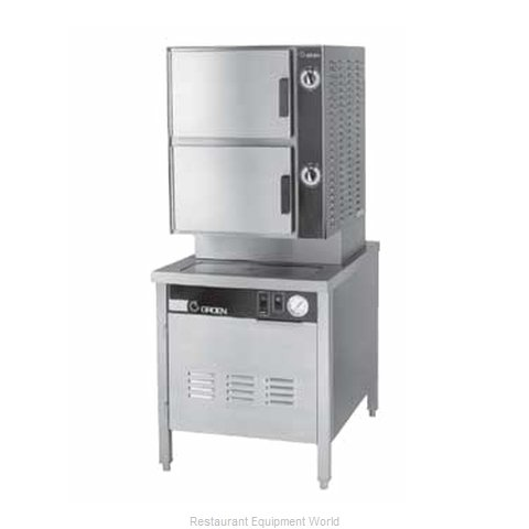 Groen HY-10SE-36 Steamer Convection Electric Floor Model