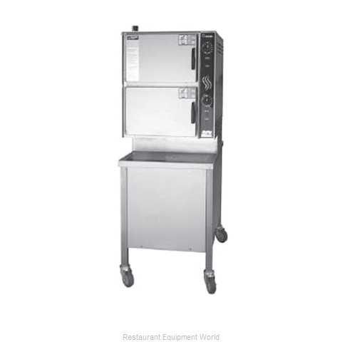 Groen HY-6G Steamer Convection Gas Floor Model