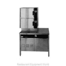 Groen HY-6SE-36 Steamer, Convection, Electric, Floor Model