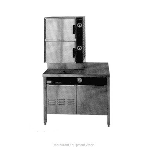 Groen HY-6SG-36 Steamer, Convection, Gas, Floor Model
