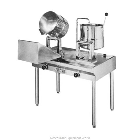 Groen MS4369 Kettle Cabinet Assembly, Direct-Steam