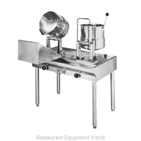 Groen MS4371 Kettle Cabinet Assembly, Direct-Steam