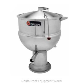 Groen PT-40 Kettle Direct Steam