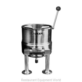 Groen TDC/3-10 Kettle, Direct Steam, Countertop