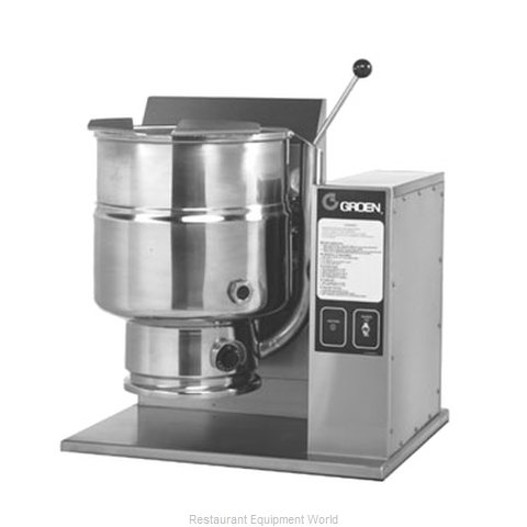 Groen TDH-48 Kettle, Gas, Countertop