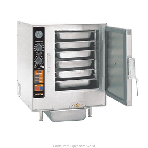 Groen XS-208-8-3 Steamer, Convection, Countertop