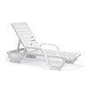 Grosfillex 44031004 Adjustable Chaise