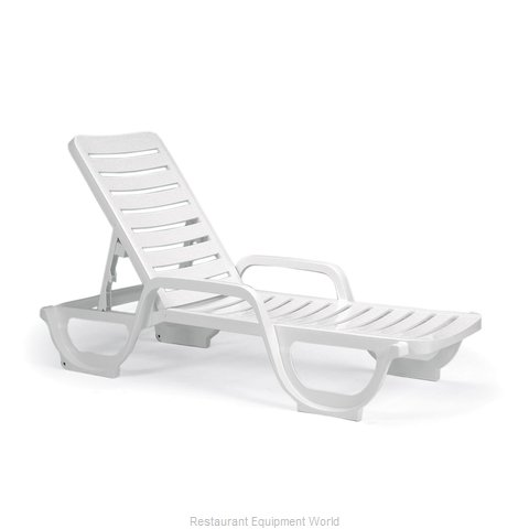 Grosfillex 44031104 Chaise Outdoor