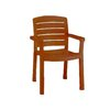 Grosfillex 46119008 Stacking dining armchair
